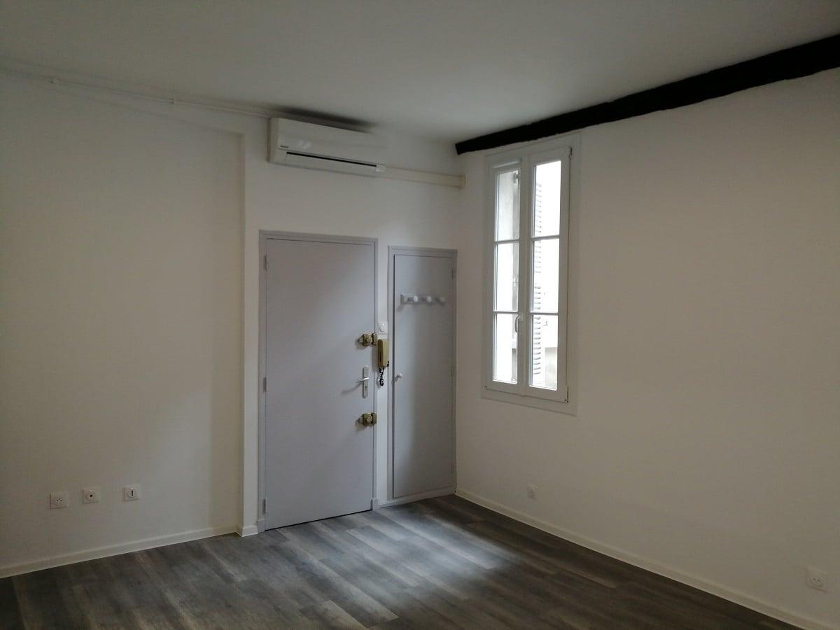Rénovation d'un studio à Avignon (84)