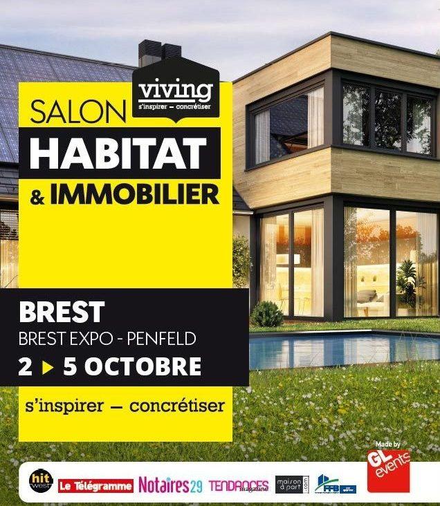 illiCO travaux Brest au Salon de l'Habitat de Brest Viving