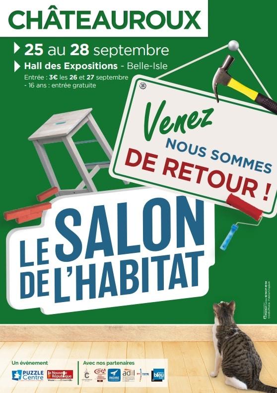 salont de l'Habitat à Châteauroux avec illiCO travaux - septembre 2020