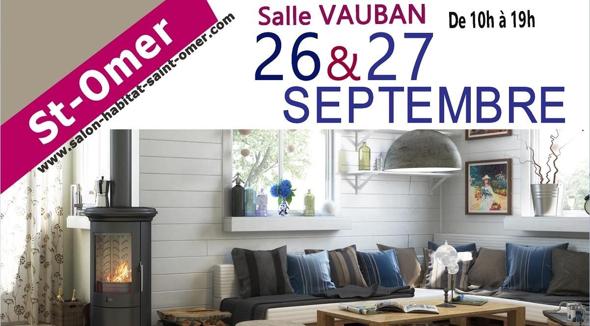 Rencontrez notre professionnel au salon de l'Habitat de Saint-Omer