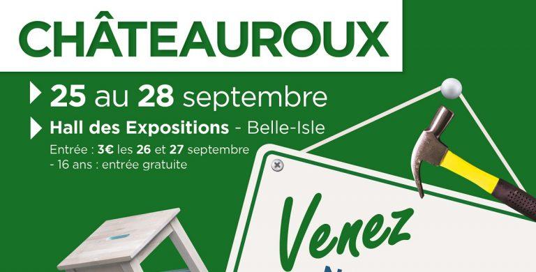 Participez au salon de l'Habitat de Châteauroux avec illiCO travaux