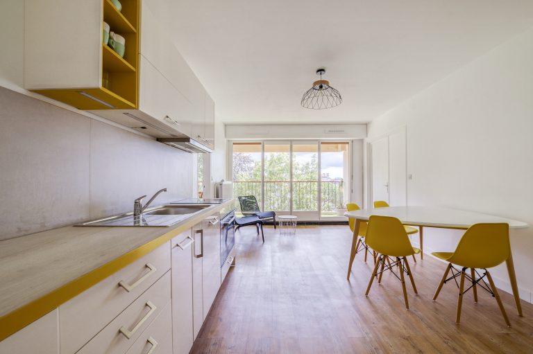 Rénovation d'un appartement à La Roche-sur-Yon (85)