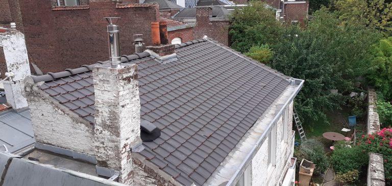 Travaux de toiture et plâquisterie à Roubaix (59)