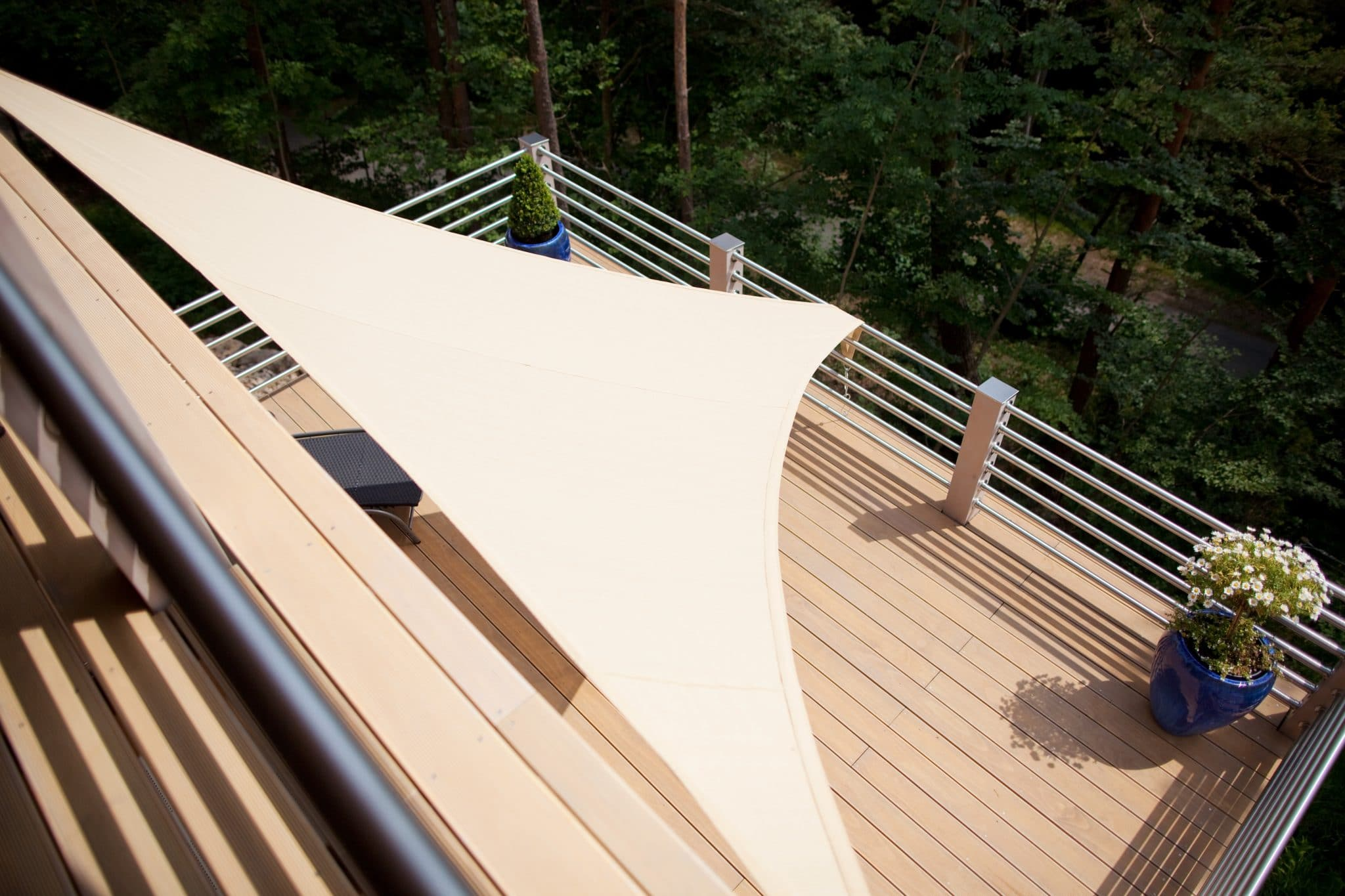 Terrasse suspendue : Comment la construire et à quel prix ?
