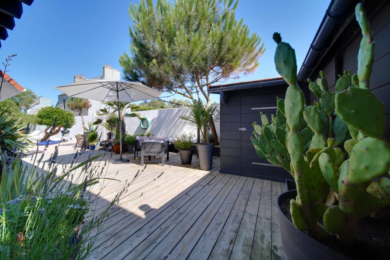 toit terrasse aménagé