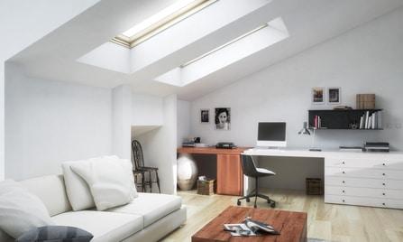 extension maison Chartres : aménagement des combles
