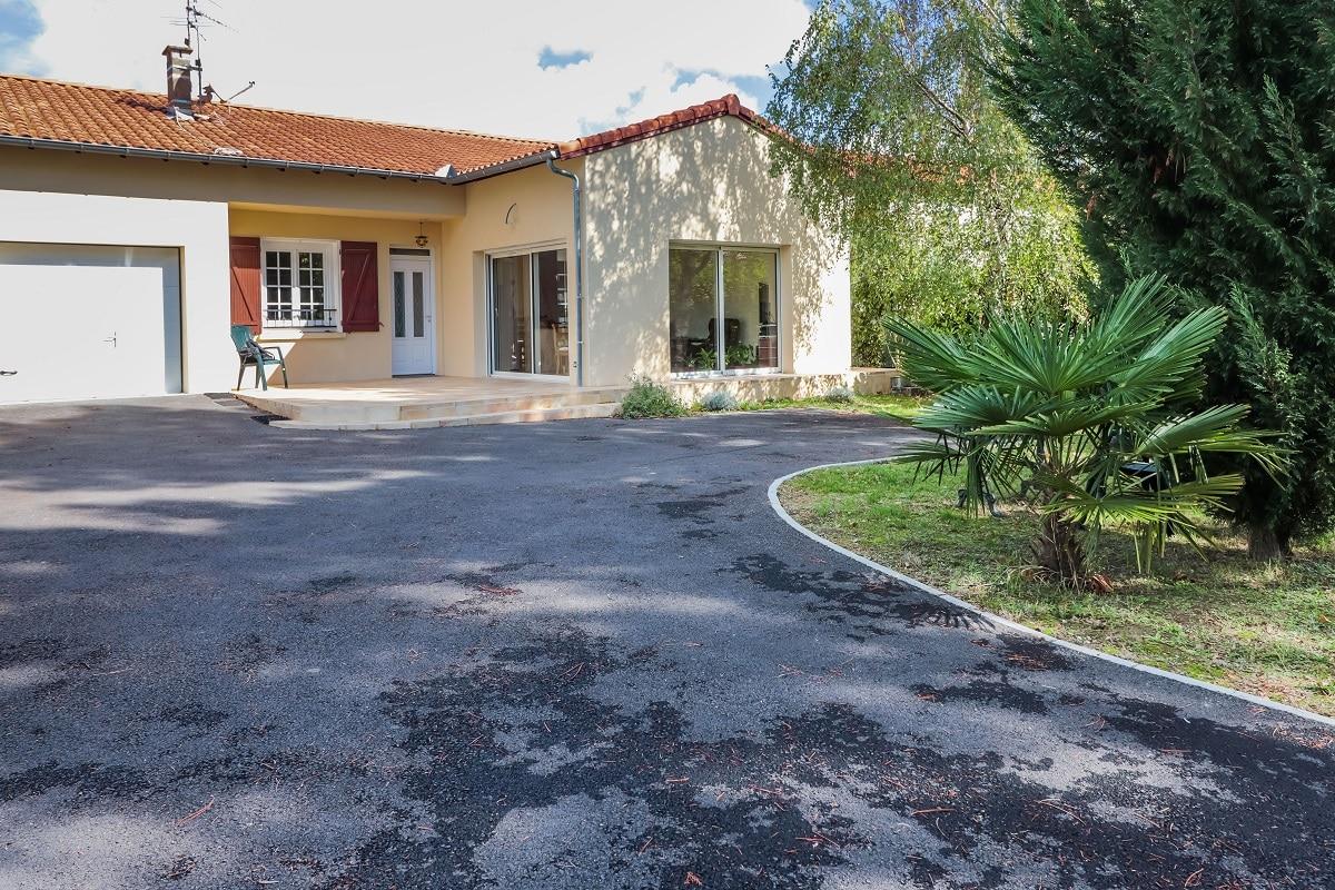 Création d'une extension de maison à Plaisance du Touch (31)