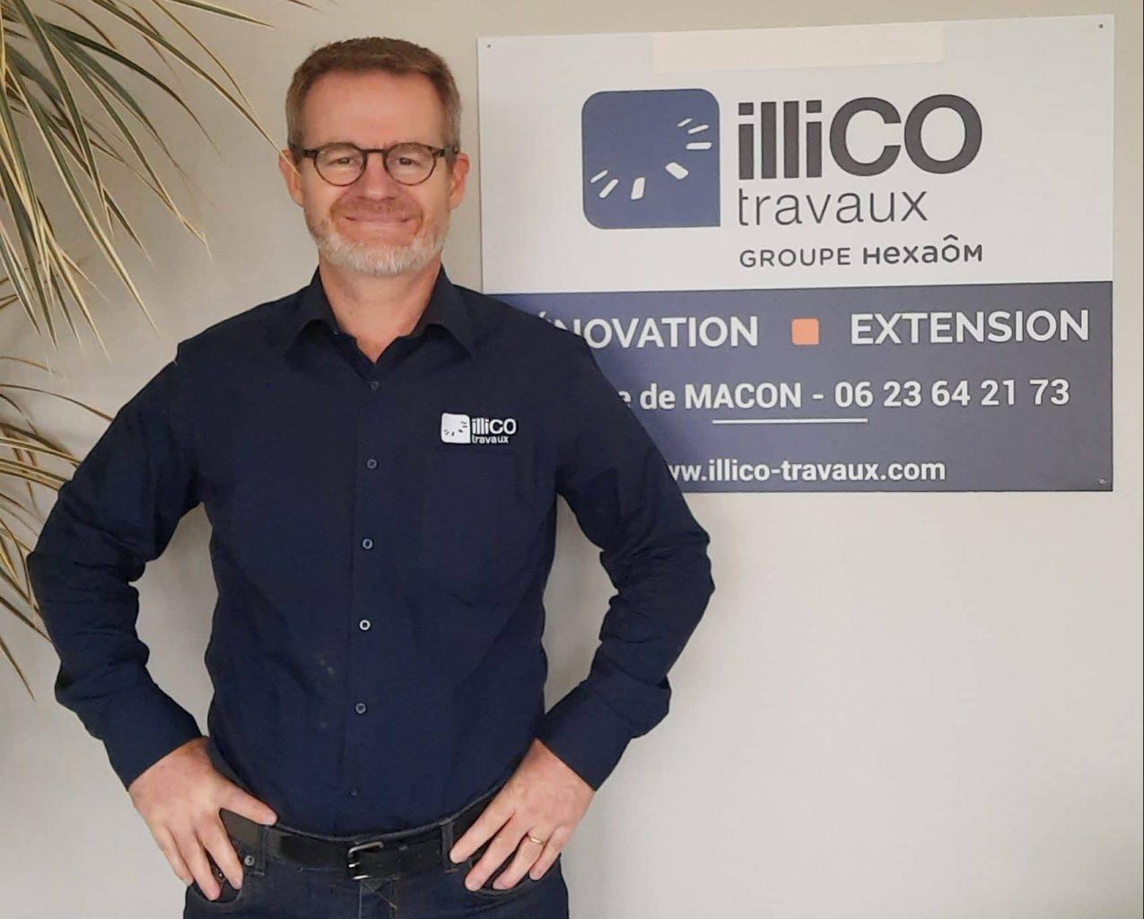 Ludovic Ducate - illiCO travaux Macon photo presentation