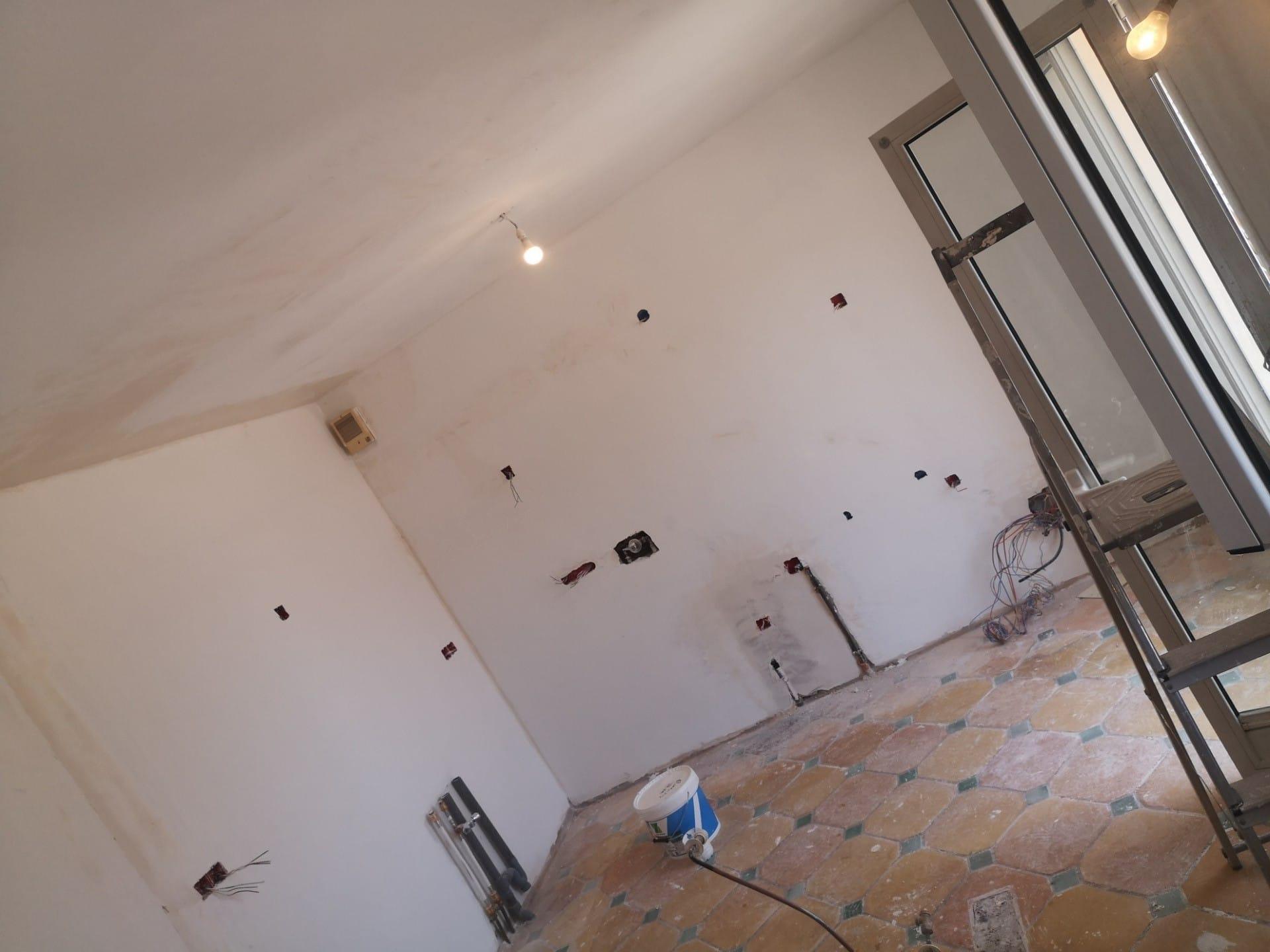 Rénovation d'un appartement à Monaco