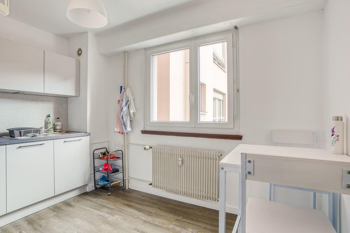 Rénovation d'un appartement à Strasbourg (67)
