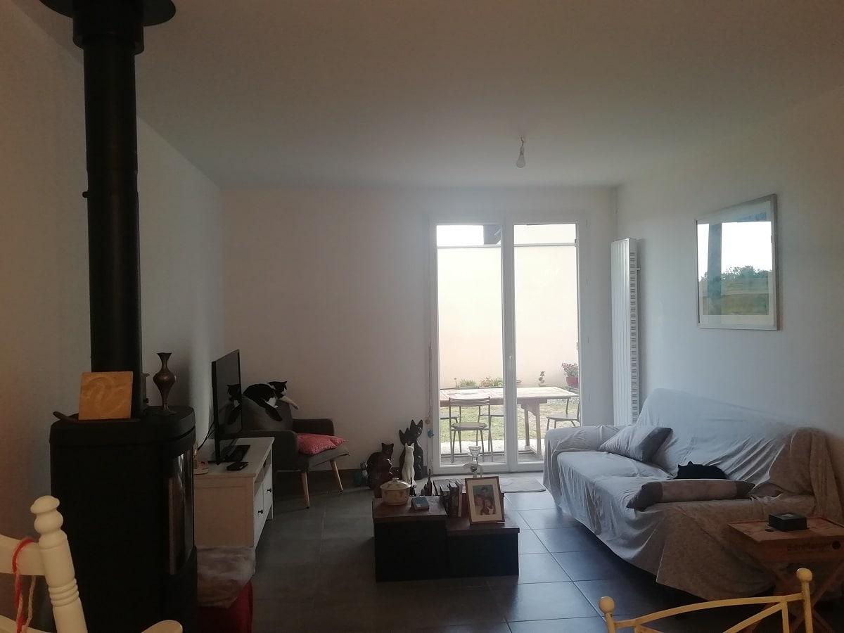Rénovation d'une maison à Chateaubourg (35)