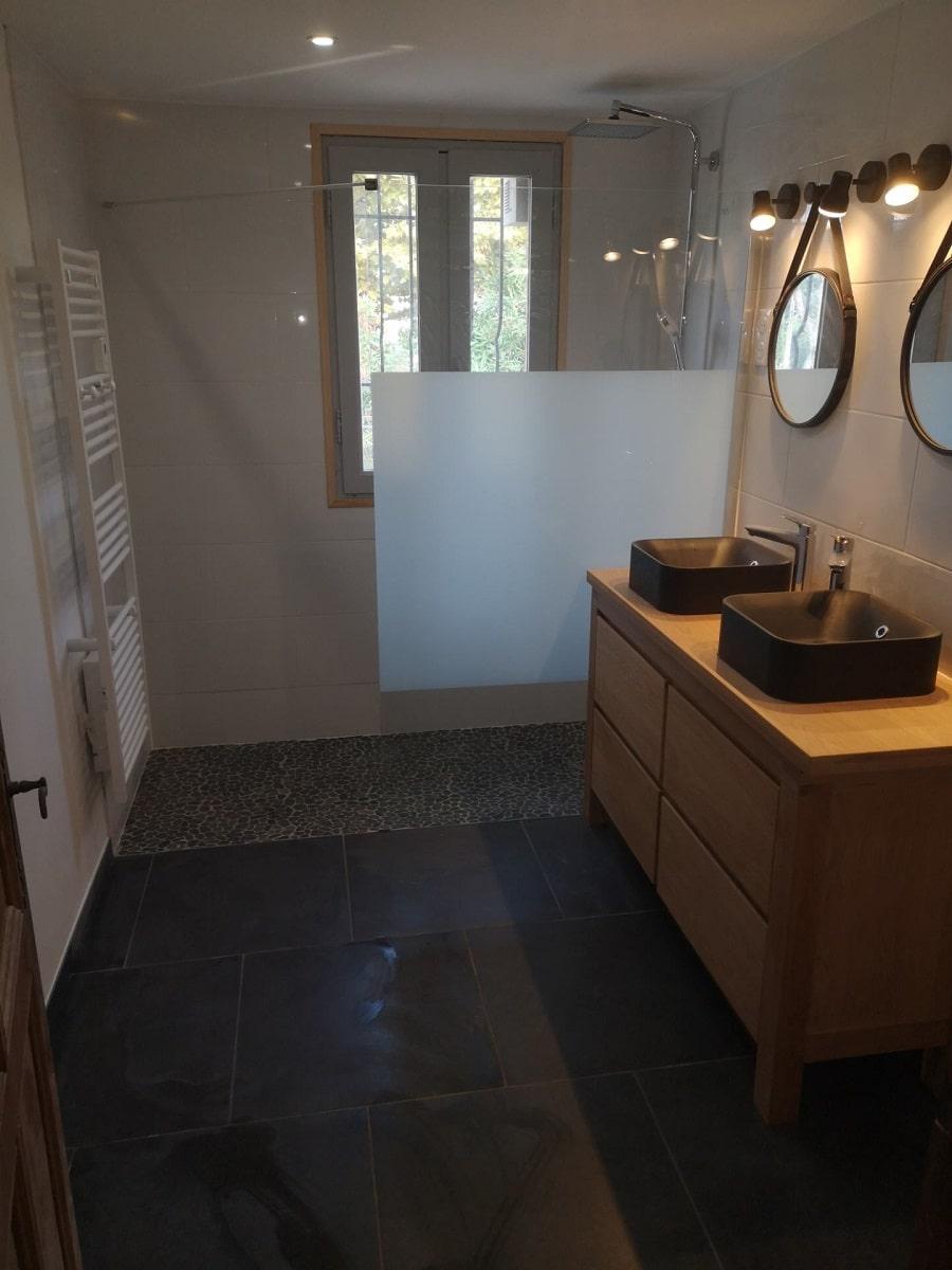 Rénovation d'une maison à Antibes (06)