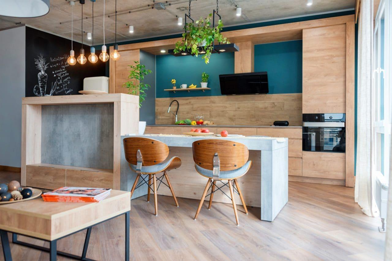 renovation maison La Roche sur Yon : cuisine