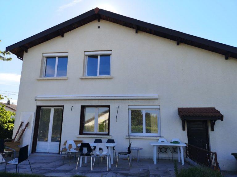 Rénovation partielle d'une maison près de Lyon (69)