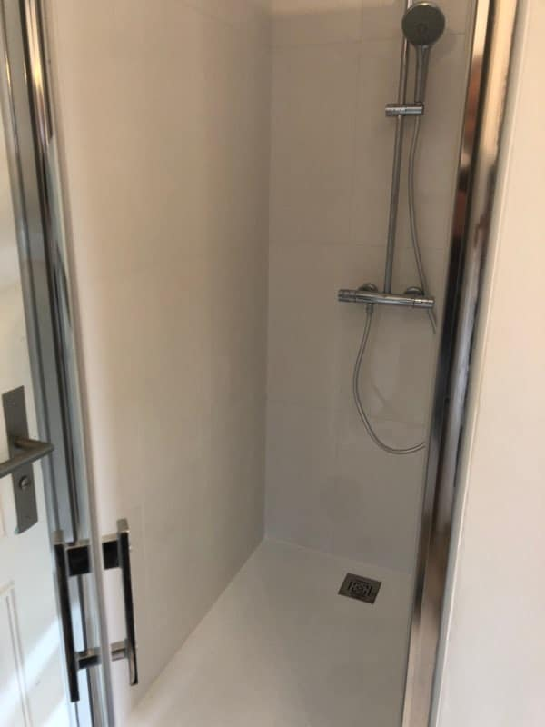 Rénovation d'une salle de bain à Roubaix (59)