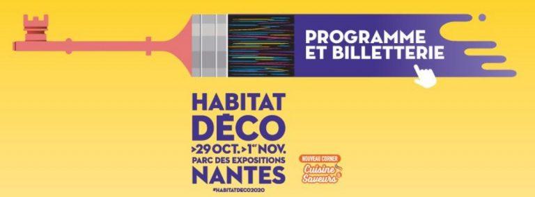 Annulation du Salon de l'Habitat et de la Déco de Nantes