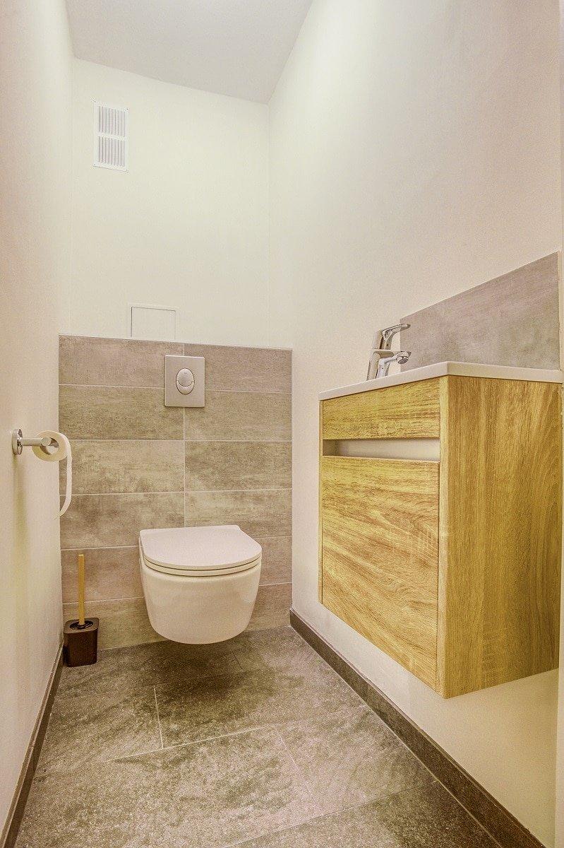 Rénovation complète d'une salle de bain à Strasbourg (67)