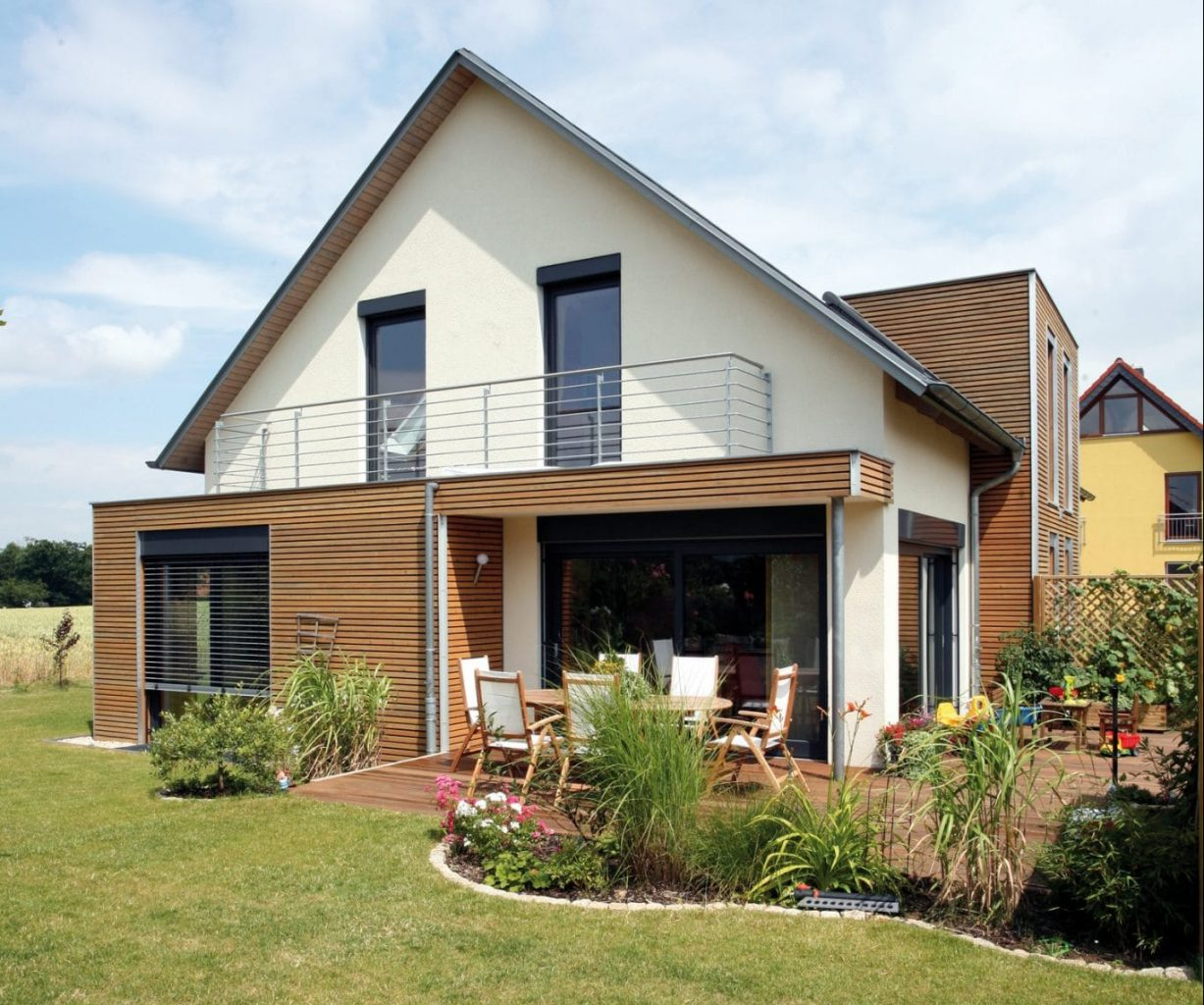 extension maison Bourg-en-Bresse : extension bois