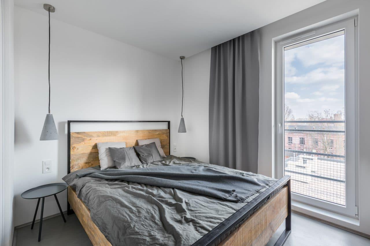 extension maison Brive : chambre