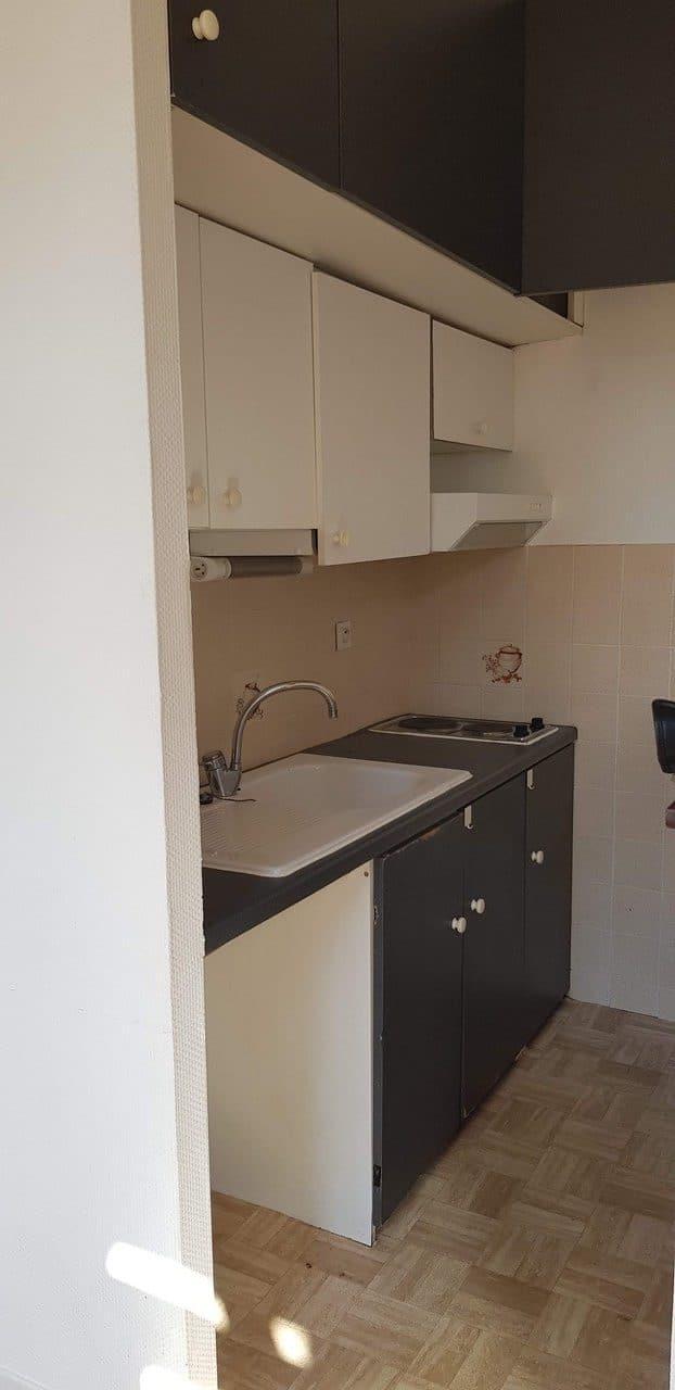 Rénovation d'un appartement T2 à Toulouse (31)