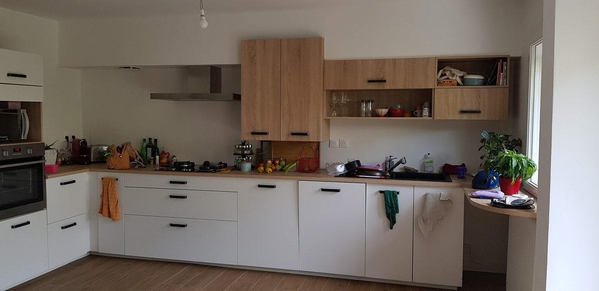 Rénovation d'une maison à Blagnac (31)