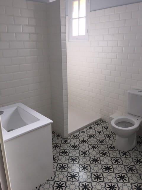 Rénovation d'une salle de bain à Banyuls-sur-Mer (66)