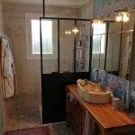 Après travaux - Rénovation d'une salle de bain à Saint-Maixme-Hauterive