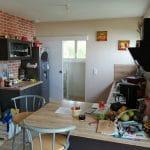 Cuisine rénovée - Rénovation et transformation d'un garage près de Chartres