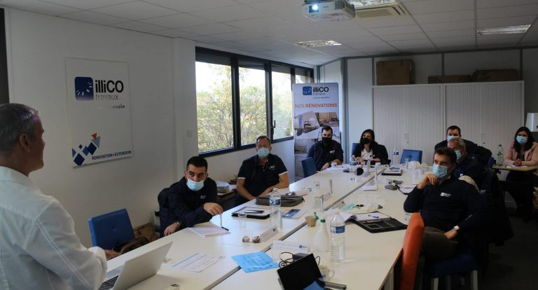 Faites connaissance avec les nouveaux responsables d'agence illiCO travaux