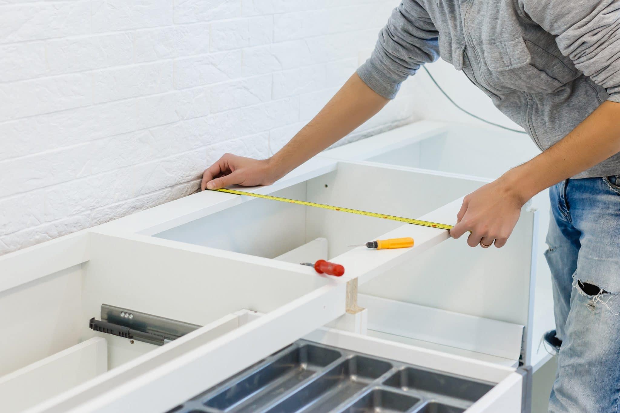 Rénover une cuisine avec du béton ciré