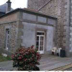 Création d'un jardin d'hiver à Fougères avant travaux