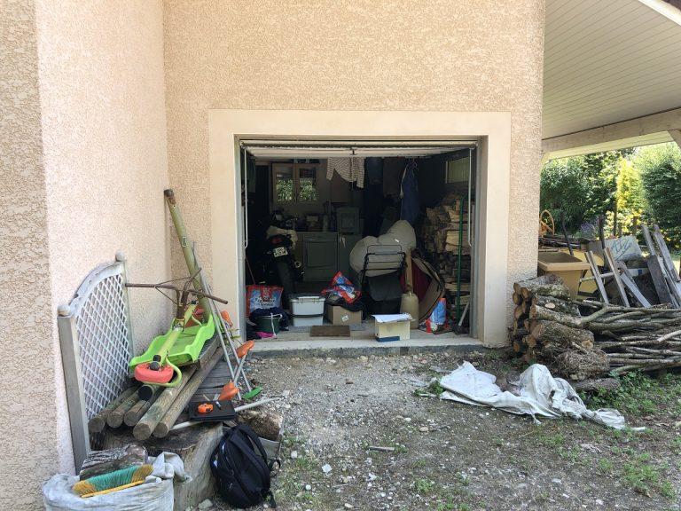 Extension d'un garage à Grésivaudan (38)
