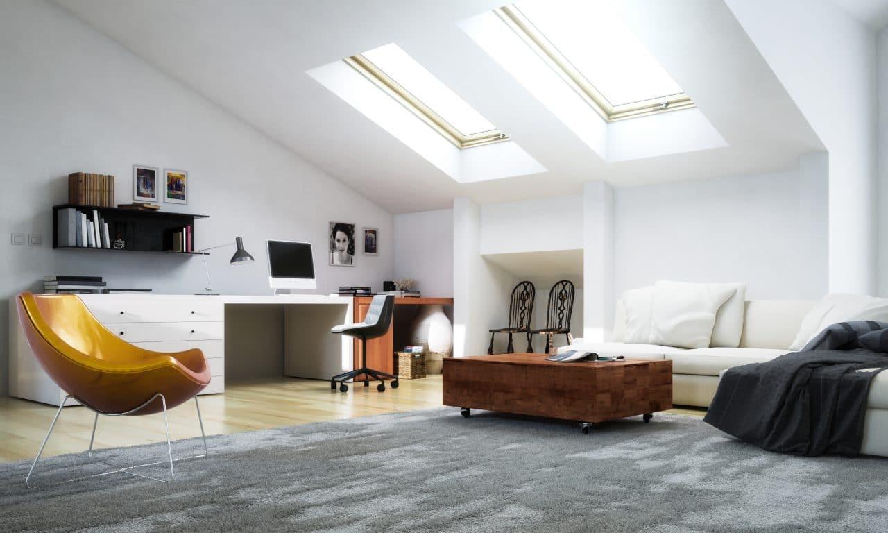 extension maison Quimper : amenagement des combles