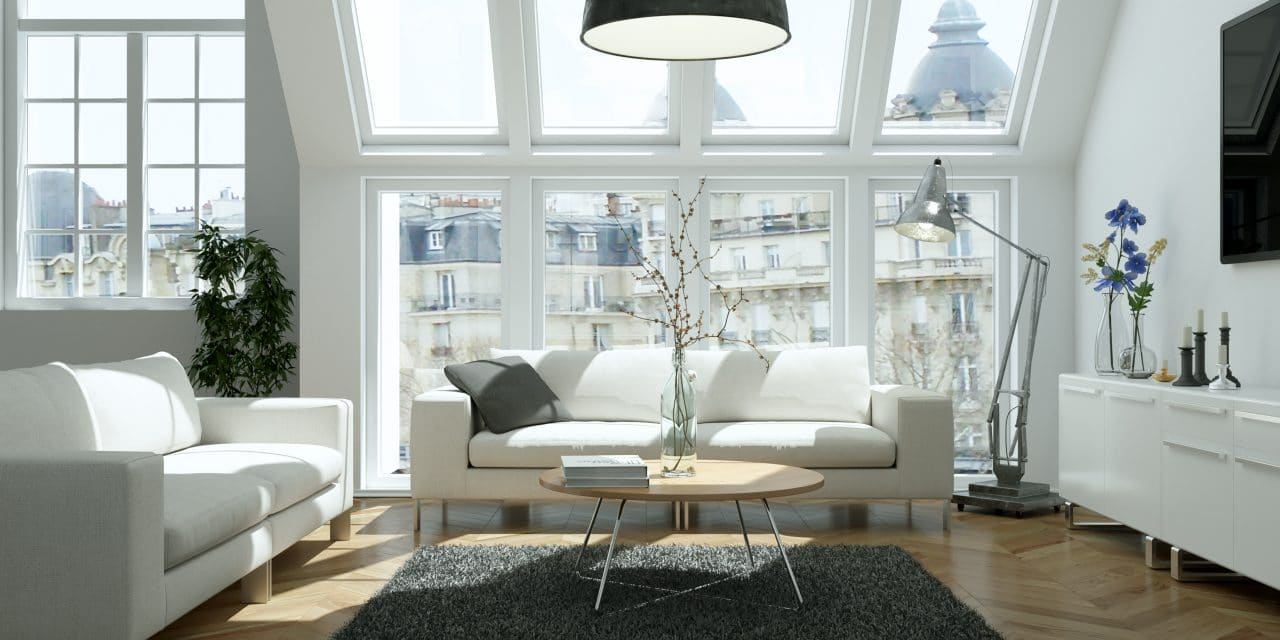 extension maison Vincennes : aménagement sous combles de séjour
