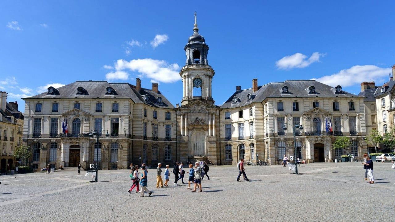 illiCO travaux Rennes Nord-Est : mairie