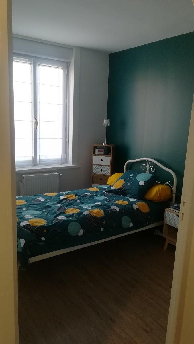 Rénovation de chambres à Pérenchies (59)