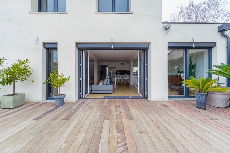 Rénovation et extension de maison à L'Union (31)