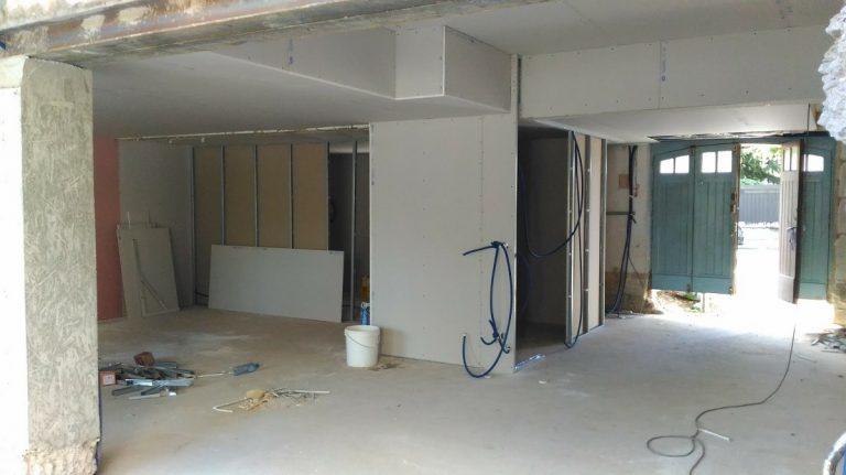 Rénovation complète d'une maison à Toulouse (31)
