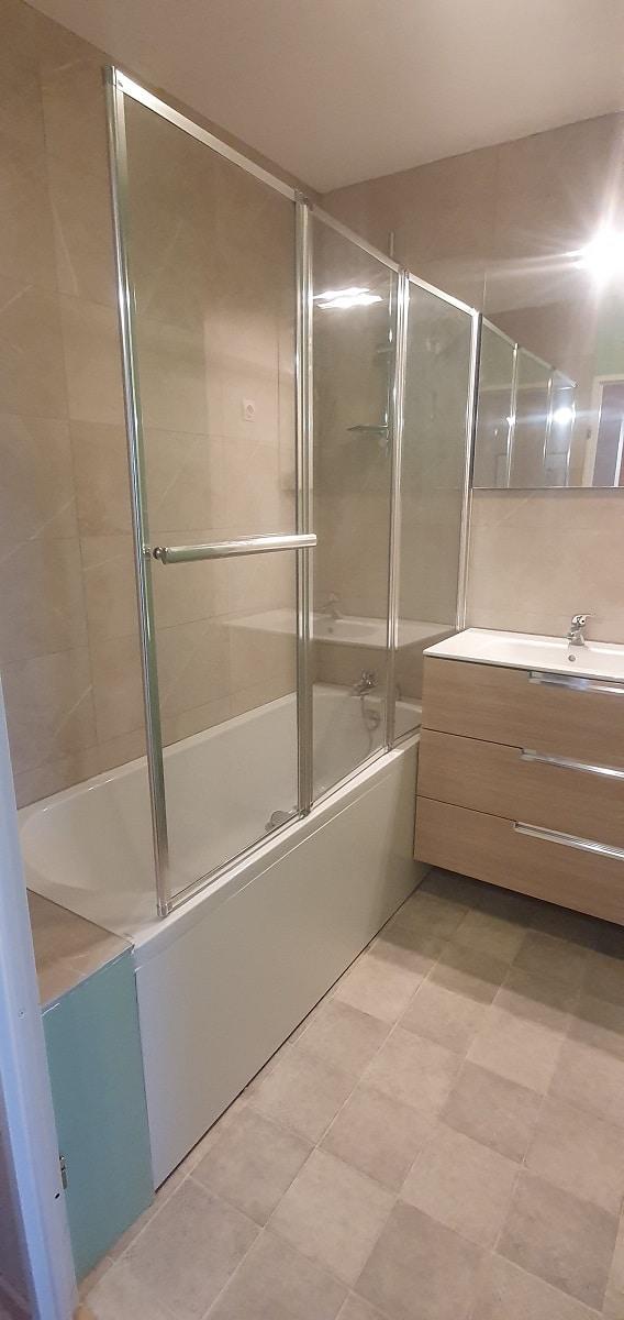 Rénovation d'une salle de bain dans le vieux Lille (59)