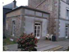 Création d'un jardin d'hiver à Fougères (35)