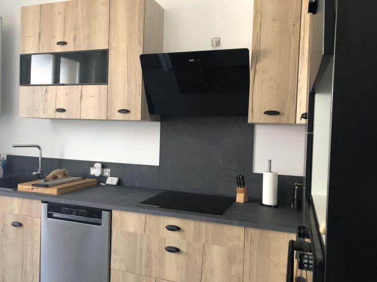 Rénovation d'une cuisine d'un appartement en centre-ville de Grenoble (38)