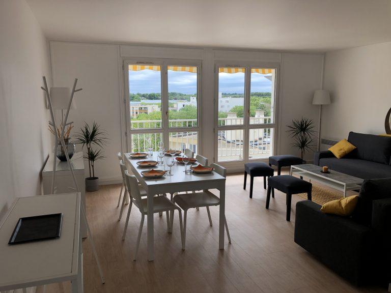 Rénovation d'un appartement à Montigny le Bretonneux (78)