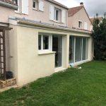 Agrandissement de maison à Montigny le Bretonneux