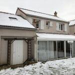 Agrandissement utilisable en toute saison - Agrandissement de maison à Montigny le Bretonneux