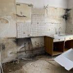 Démolition de la cuisine - rénovation complète d'une maison à Nice