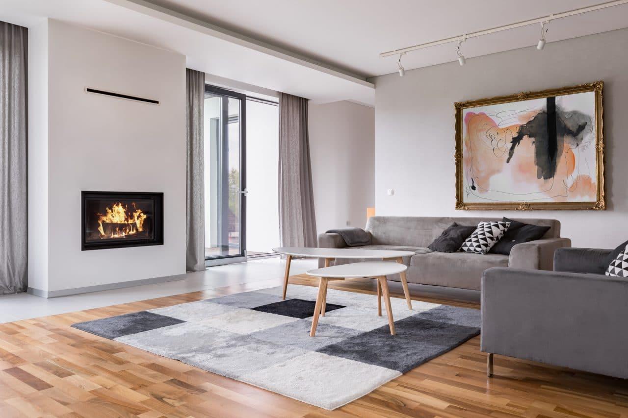 renovation maison Vienne : renovation de salon