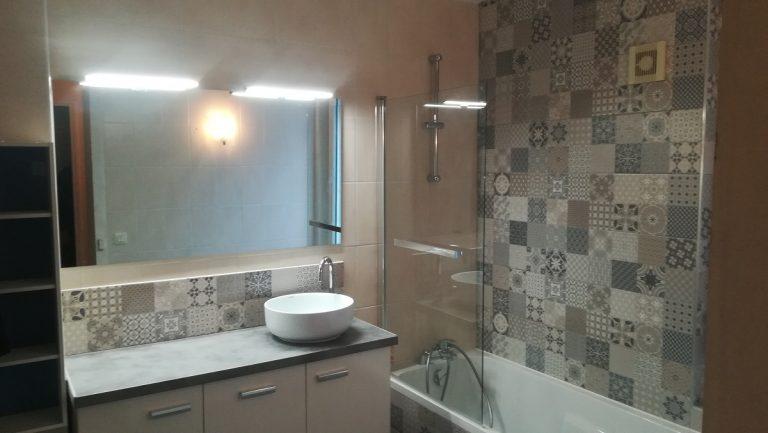 Rénovation d'une salle de bain à Lille (59)