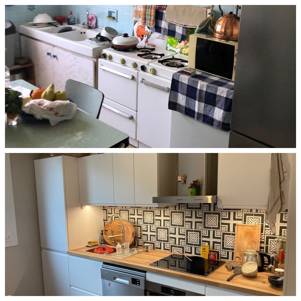 Rénovation d'un appartement à Grenoble (38)