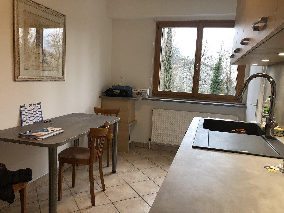 Rénovation d'une cuisine à Echirolles (38)