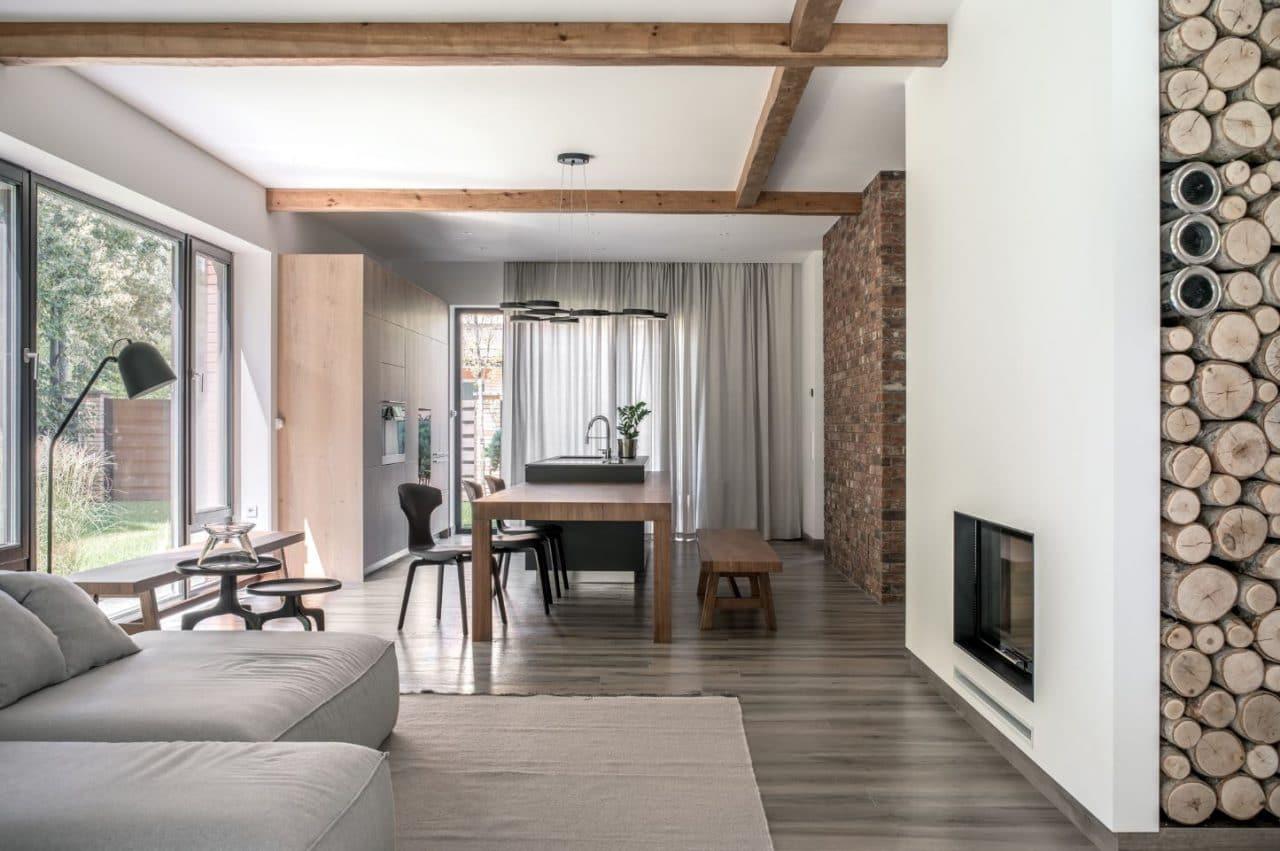 illiCO travaux Saint-Étienne Ouest - Forez - extension de maison